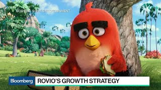 Download Angry Birds Maker Rovio Plans IPO Video