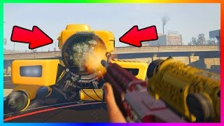 Download 6 GTA ONLINE SECRET FEATURES, HIDDEN DETAILS, GLITCHES & TRICKS + THINGS YOU WON'T KNOW! (GTA 5) Video