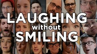 Download 47 YouTubers Laugh Without Smiling Video