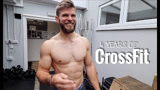Download 4 Years of CrossFit and this is my Physique Video