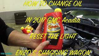 Download HOW TO CHANGE OIL IN GMC ACADIA AKA ENZO'S. SHAGGING WAGON 🚛🛠🔩🔥🔥👀 Video