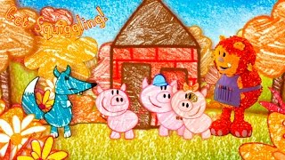 Download Get Squiggling   Three Little Pigs   S1E7 Video