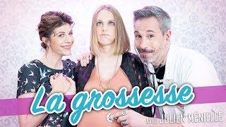 Download La grossesse (feat. JULIEN MENIELLE) - Parlons peu Mais parlons Video