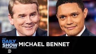 Download Michael Bennet - Running to Overcome a Broken Washington in 2020 | The Daily Show Video