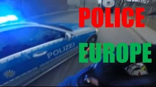 Download POLICE in ACTION [Dashcam Europe] Video