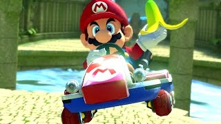 Download Mario Kart 8 Deluxe - 200cc Mushroom Cup (3 Star Ranking) Video