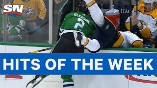 Download NHL Hits of The Week: Line Change! Video