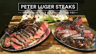 Download Sous Vide PETER LUGER STEAK Experience! Video