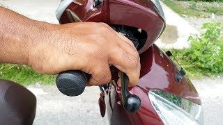 Download How to brake properly on a scooty Video