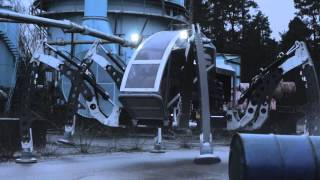 Download Giant Robot - Huge Hexapod Robot by Matt Denton Video