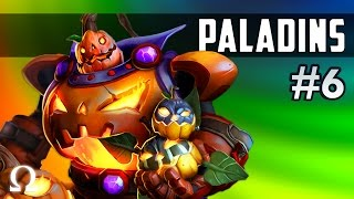 Download I AM THE PUMPKING, VIKTOR-OR POWER! | Paladins #6 Bomb King / Viktor Gameplay Video