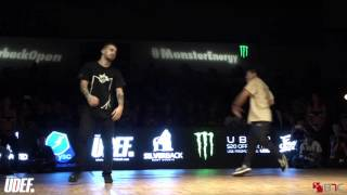 Download Thesis Vs Issei | 1 V 1 Finals | Silverback Open 2016 | Pro Breaking Tour | BNC Video