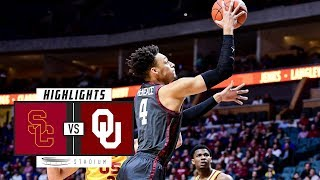 Download USC vs. Oklahoma Basketball Highlights (2018-19) | Stadium Video