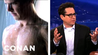 Download Benedict Cumberbatch Deleted Shower Scene From ″Star Trek Into Darkness″ Scene - CONAN on TBS Video