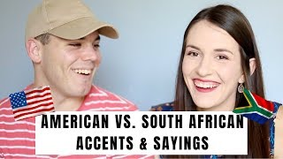 Download AMERICAN VS. SOUTH AFRICAN ACCENTS & SAYINGS | PRESTON & MONIQUE Video