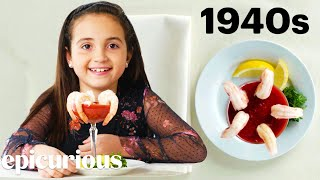 Download Kids Try 100 Years of the Most Expensive Foods | Bon Appétit Video