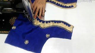 Download modal blouse design Video