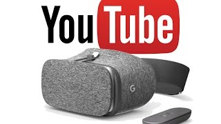 Download YouTube on Daydream VR - Hands-On / Walkthrough Video