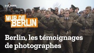 Download 30 ans après la chute du mur de Berlin, cinq photographes racontent Video