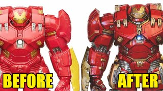Download Titan Series Hulkbuster Makeover: Chris' Custom Collectables! Video