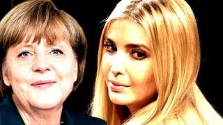 Download GERMANY: Ivanka Trump Booed with Angela Merkel Talks Women Empowerment at W20 Summit, Ivanka Grilled Video