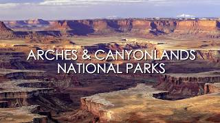 Download ULTRA HD 4K ARCHES & CANYONLANDS NATIONAL PARKS - MOAB, UTAH Video