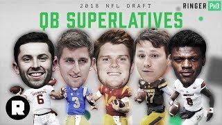Download 2018 NFL Draft QB Superlatives | Ringer PhD Video
