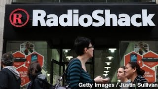 Download RadioShack Files For Bankruptcy, Yields To Online Rivals Video