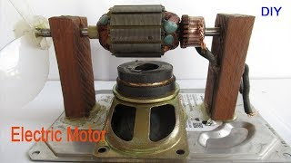 Download How to make mini DC motors 12v with electric fan - Easy make powerful DC motor at home Video