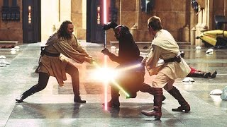 Download Top 10 Star Wars Lightsaber Battles In Movies and TV Video