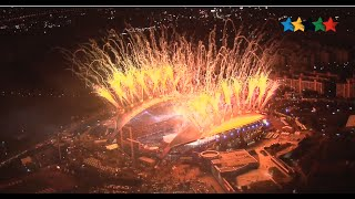 Download Opening Ceremony of the 28th Summer Universiade 2015 in Gwangju (KOR) Video