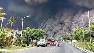 Download Guatemala eruption 'like Pompeii' Video
