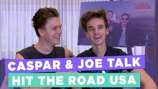 Download JOE SUGG & CASPAR LEE HIT THE ROAD AROUND THE USA! Video