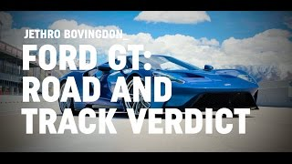 Download REVIEW: Ford GT, the 647bhp Le Mans-winning race car for the road Video