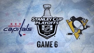 Download Capitals force Game 7 with 5-2 win against Penguins Video