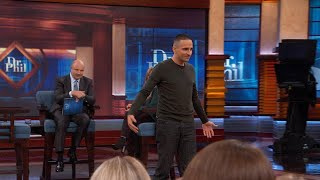 Download Dr. Phil To Guest: 'Sit Down Or Leave' Video