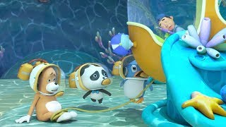 Download Rescue Mr.Dao's Master | The Submarine is Leaking | Baby Panda's Magical Chinese Character | BabyBus Video