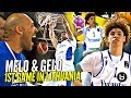Download LaMelo Ball Gets JELLY & LiAngelo DUNKING In FIRST PRO GAME IN LITHUANIA!! Full Highlights Video