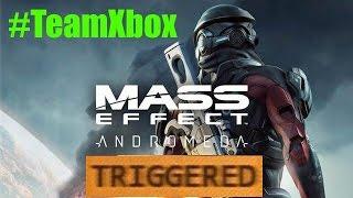 Download Bioware Dev Triggers PS4 Fans When He Tweets Mass Effect Screenshot & Says He's Team Xbox! Video