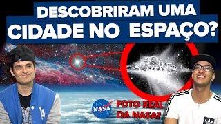 Download TELESCÓPIO DA NASA MOSTRA CIDADE CELESTIAL VINDO EM DIREÇÃO DA TERRA?? Video