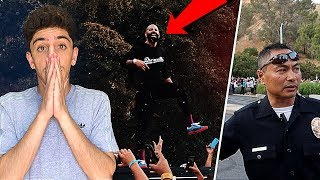 Download The Fouseytube event went VERY wrong... **COPS INVOLVED** Video