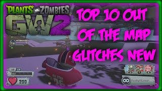 Download Plants Vs Zombies Garden Warfare Top Ten Out of the Map Glitches Video