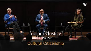 Download Cultural Citizenship | Vision & Justice || Radcliffe Institute Video