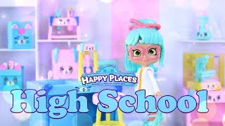 Download Unbox Daily: ALL NEW Shopkins Happy Places High School | Science Lab | Classroom & More Video