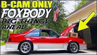 Download ✷BIG THINGS POPPIN✷ / THE B-CAM ONLY FOXBODY GETS A LITTLE HELP Video