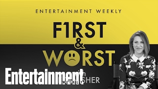Download Eden Sher Hated Kissing Ryan Hansen | Entertainment Weekly Video
