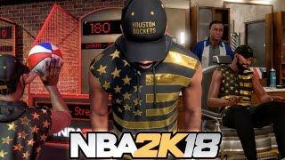 Download NBA 2K18 MY CAREER - EXPLORING THE NEIGHBORHOOD! Mini Basketball, Barbershop, Foot Locker Ep. 1 Video