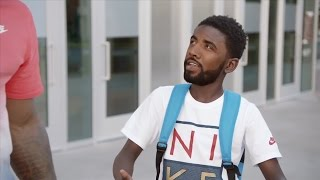 Download Best Kyrie Irving Commercials and Funny Moments Foot Locker, Nike, Gatorade, Pepsi, Jeep 2016 Video