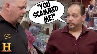 Download Pawn Stars Scammed This Customer... Video