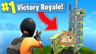 Download The PIÑATA CHALLENGE! (Fortnite Battle Royale) Video